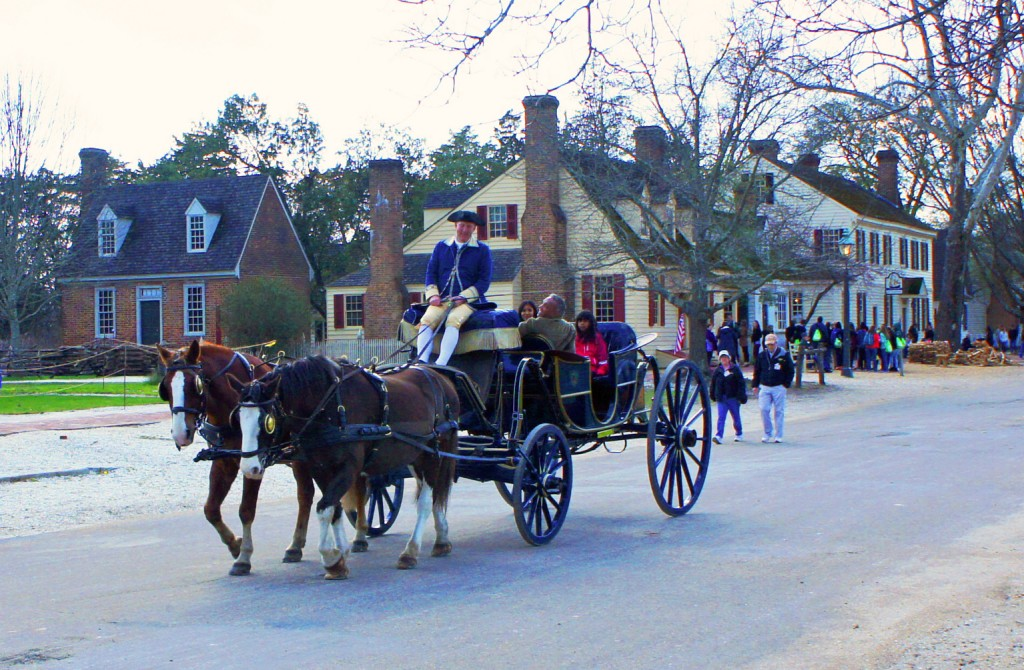 And so we say farewell to Colonial Williamsburg, until hopefully, we meet again some day …
