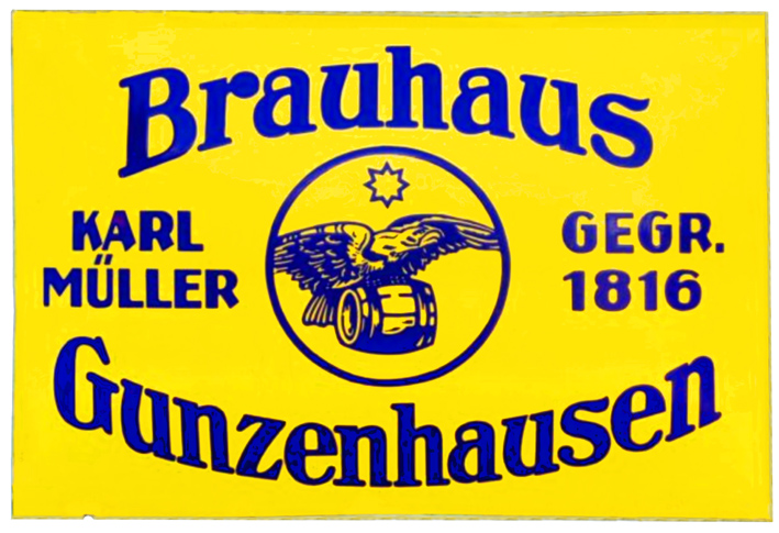 The Brauhaus Gunzenhausen, ran by the Müller family in Gunzenhausen, Bavaria, had a claimed foundation date of 1564 but closed in 1998