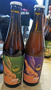 Cloudwater Double IPA versions 4 and 5