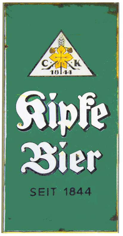 Founded in Breslau in 1844 by a man named Carla Kipkego, called Carl Kipke in German. Ceased production during the Second World War