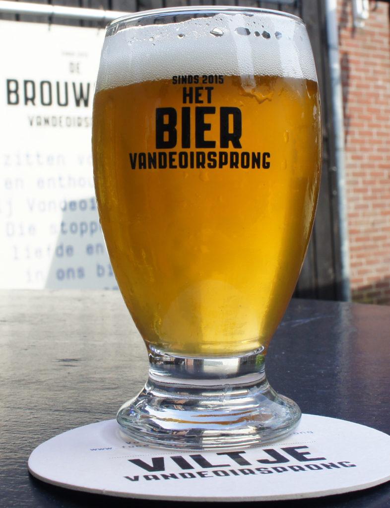 A Zwickel-alike beer from the van de Oirsprong brewery
